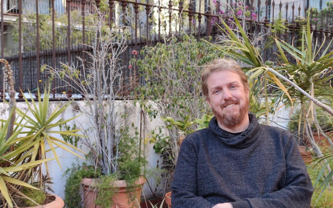 Alfons Pérez ha dirigit la publicació Pactes Verds en temps de pandèmies.