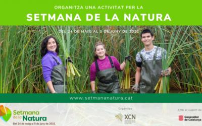 La Setmana de la Natura tindrà lloc del 24 de maig al 5 de juny