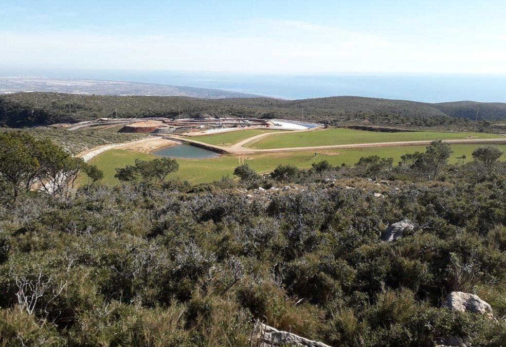 Detectats moviments sísmics al massís del Garraf que els veïns atribueixen a l'abocador de la Vall d'en Joan
